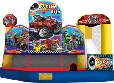 Racing Fun 5 in 1 Combo image